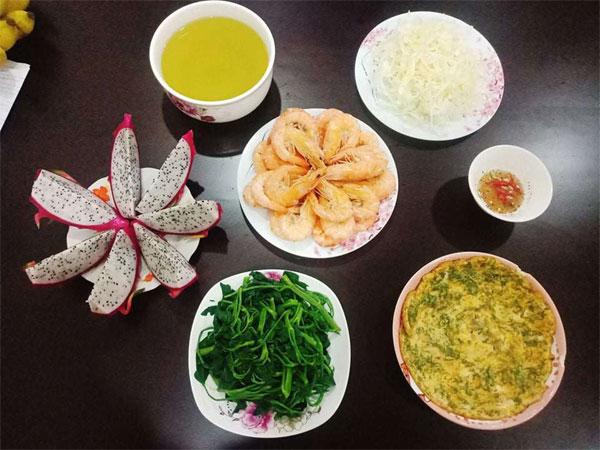 Chỉ 100k, 9X Nam Định gợi ý mâm cơmđuề huề, chồng phải bảo vợ nấu ít thôi-8