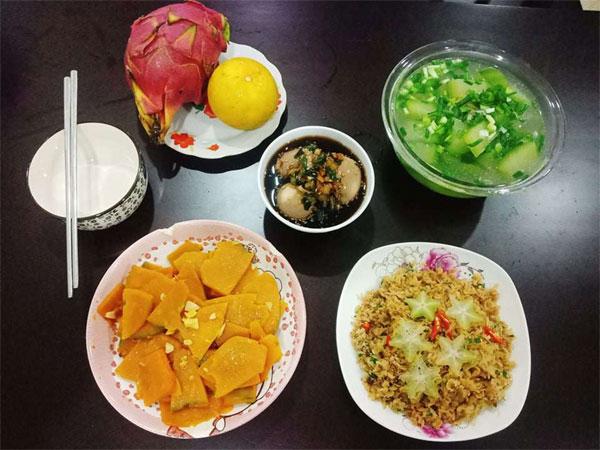 Chỉ 100k, 9X Nam Định gợi ý mâm cơmđuề huề, chồng phải bảo vợ nấu ít thôi-14