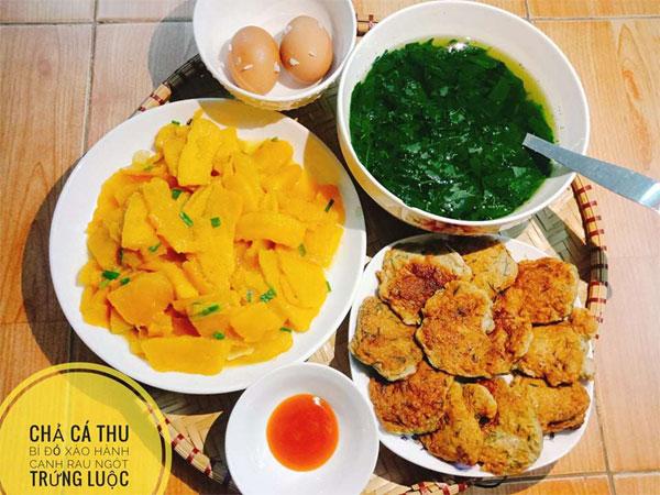 Chỉ 100k, 9X Nam Định gợi ý mâm cơmđuề huề, chồng phải bảo vợ nấu ít thôi-9