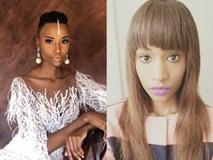Tân Hoa hậu Hoàn vũ Zozibini Tunzi: Để tóc dài thì