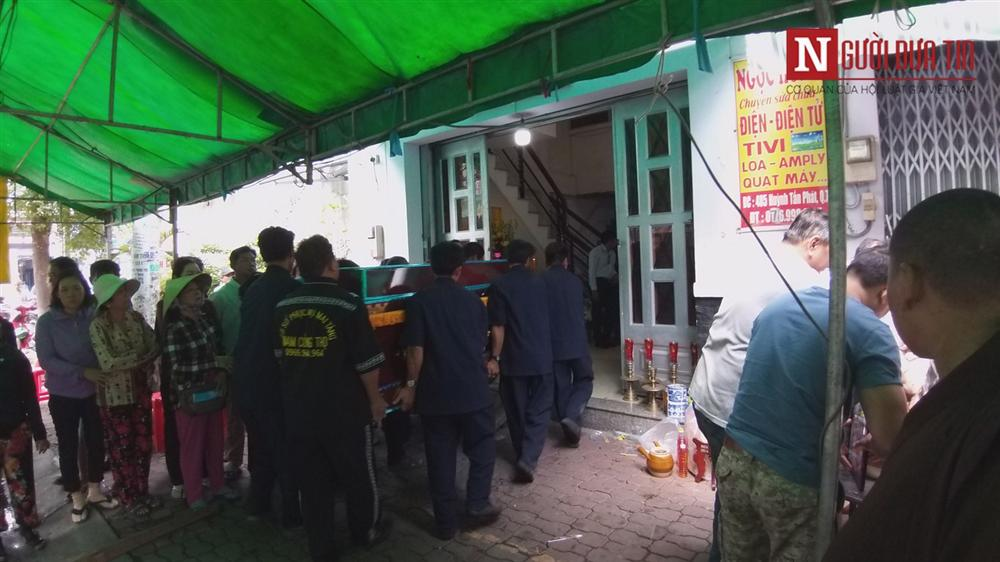 Vụ hỏa hoạn khiến 3 người tử vong tại TP.HCM: Đau lòng người mẹ ôm con tử vong cạnh người dì-1