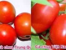 4 dấu hiệu phát hiện cà chua tẩm hóa chất, chị em chớ dại mà mua