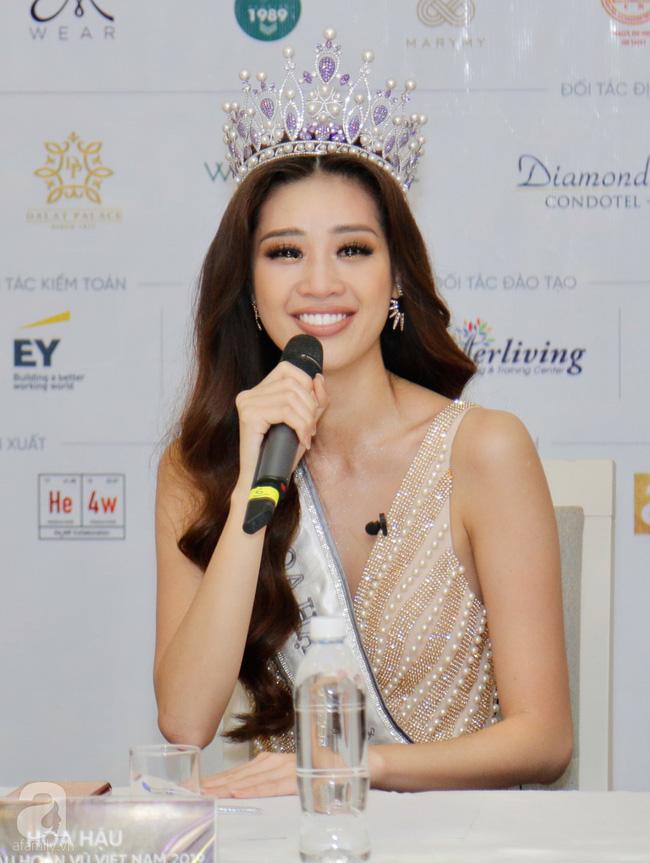 Động thái đầu tiên của Tân Hoa hậu Nguyễn Trần Khánh Vân trên mạng xã hội sau 2 ngày đăng quang-2