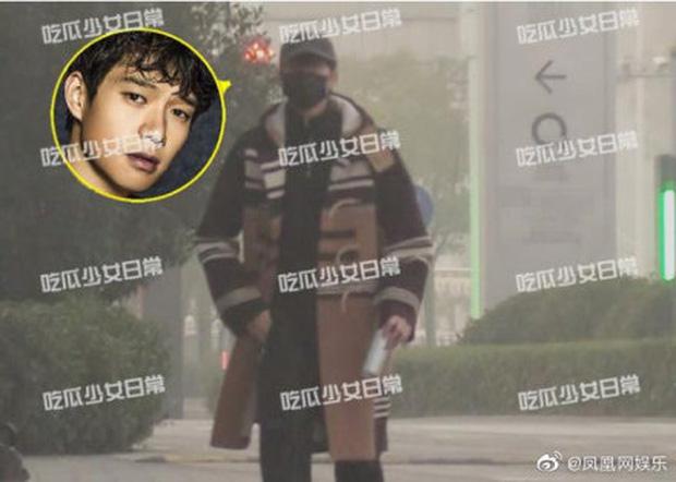 Paparazzi tóm sống Dương Mịch và tình trẻ vào khách sạn, 6 giờ sáng hôm sau mới lén lút đi ra-7