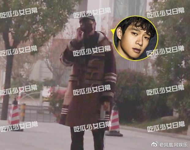Paparazzi tóm sống Dương Mịch và tình trẻ vào khách sạn, 6 giờ sáng hôm sau mới lén lút đi ra-8