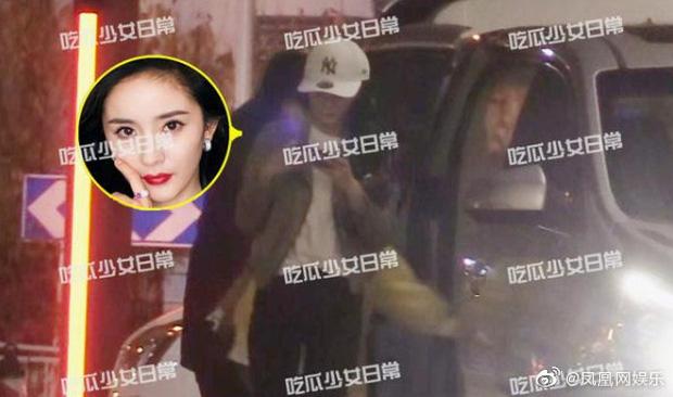 Paparazzi tóm sống Dương Mịch và tình trẻ vào khách sạn, 6 giờ sáng hôm sau mới lén lút đi ra-2