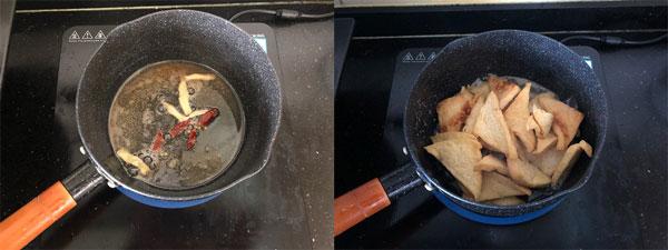 Đậu kho nấm ngon miễn bàn, nhất là ăn vào mùa đông thì hao cơm vô cùng!-3