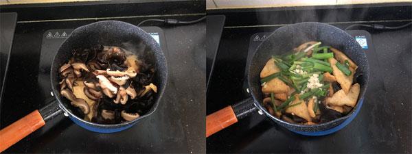 Đậu kho nấm ngon miễn bàn, nhất là ăn vào mùa đông thì hao cơm vô cùng!-4