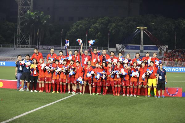Vingroup thưởng tất cả VĐV giành huy chương ở SEA Games 30-1