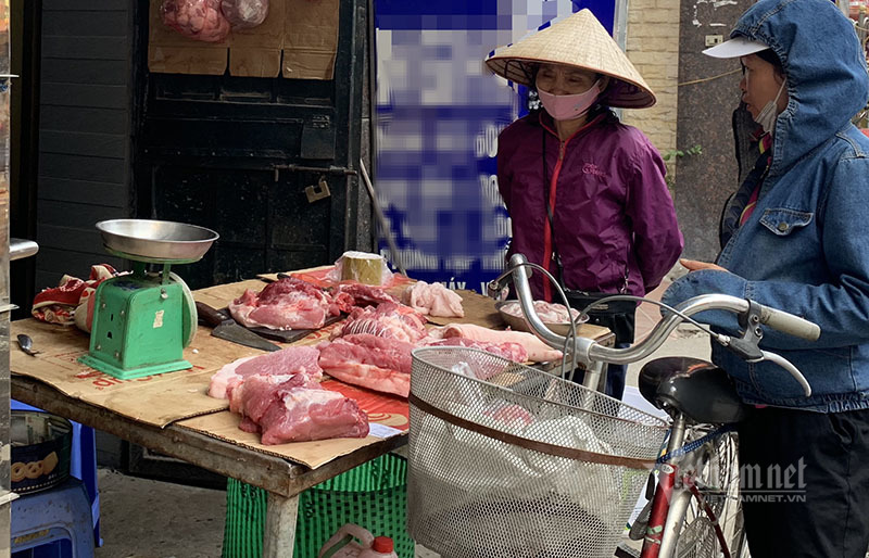 Thịt lợn tăng giá chưa từng có, lùng mua khắp nơi, om hàng đợi Tết-2