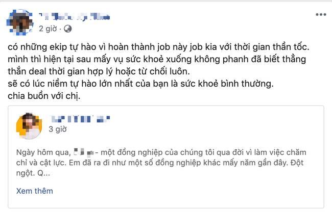 Từ chuyện nhân sự ngành truyền thông Việt Nam đột tử vì làm việc quá sức đến những áp lực đẩy dân công sở đến tận cùng mỏi mệt-3