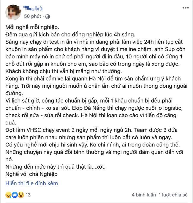 Từ chuyện nhân sự ngành truyền thông Việt Nam đột tử vì làm việc quá sức đến những áp lực đẩy dân công sở đến tận cùng mỏi mệt-5