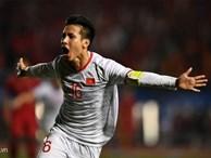Video: Hùng Dũng ghi bàn tỷ số nâng lên 2-0 cho U22 Việt Nam
