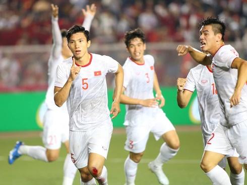 Thầy Park chơi bài ngửa, U22 Việt Nam thắng rạng rỡ để vô địch SEA Games cực kỳ có Hậu