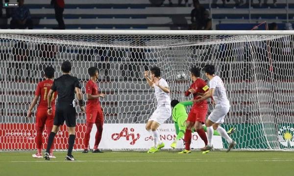 Thầy Park chơi bài ngửa, U22 Việt Nam thắng rạng rỡ để vô địch SEA Games cực kỳ có Hậu-2