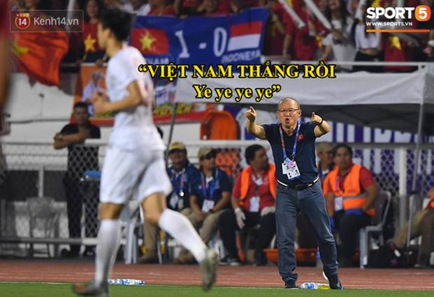 Loạt ảnh chế bùng nổ sau trận chung kết bóng đá nam SEA Games 30: Việt Nam thắng rồi ye ye ye ye!-1