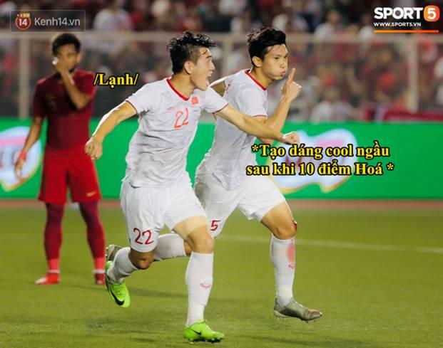 Loạt ảnh chế bùng nổ sau trận chung kết bóng đá nam SEA Games 30: Việt Nam thắng rồi ye ye ye ye!-2