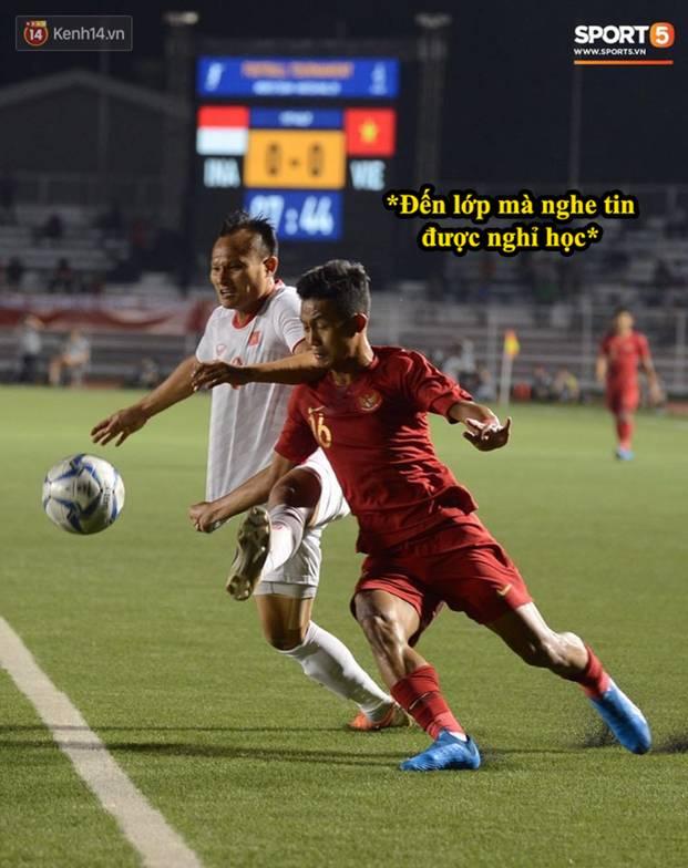 Loạt ảnh chế bùng nổ sau trận chung kết bóng đá nam SEA Games 30: Việt Nam thắng rồi ye ye ye ye!-4