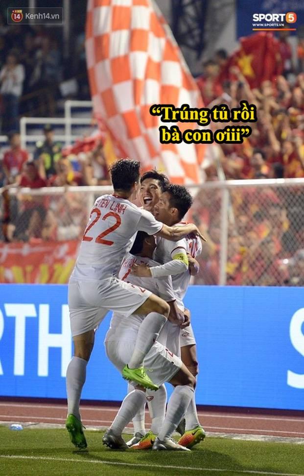 Loạt ảnh chế bùng nổ sau trận chung kết bóng đá nam SEA Games 30: Việt Nam thắng rồi ye ye ye ye!-6