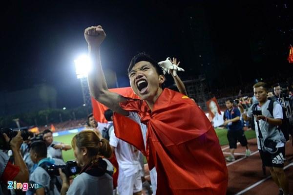U22 Việt Nam giành HCV bóng đá SEA Games sau 60 năm-1