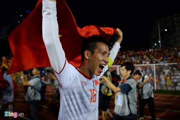 U22 Việt Nam giành HCV bóng đá SEA Games sau 60 năm-2