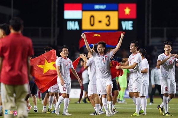U22 Việt Nam giành HCV bóng đá SEA Games sau 60 năm-3