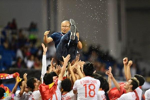 U22 Việt Nam giành HCV bóng đá SEA Games sau 60 năm-4