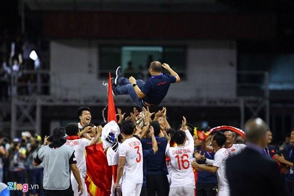 U22 Việt Nam giành HCV bóng đá SEA Games sau 60 năm-5