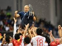 U22 Việt Nam giành HCV bóng đá SEA Games sau 60 năm