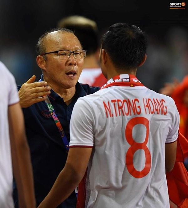 U22 Việt Nam ăn mừng cực cảm xúc khi vô địch SEA Games 30-5
