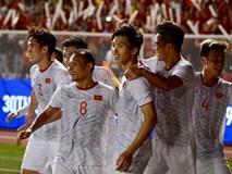 Việt Nam thật quá vô đối! Chúng ta tạo ra trận chung kết SEA Games có cách biệt lớn nhất sau 24 năm