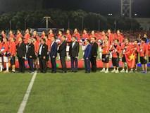 Lễ trao HCV cho U22 Việt Nam không trọn vẹn bởi sơ suất khó chấp nhận của BTC SEA Games