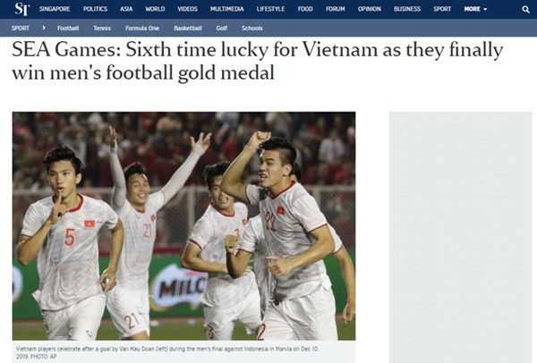 Một loạt trang tin nước ngoài ca ngợi chiến thắng của U22 Việt Nam, gọi Đoàn Văn Hậu là cơn ác mộng của Indonesia-2