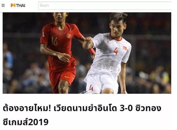 Một loạt trang tin nước ngoài ca ngợi chiến thắng của U22 Việt Nam, gọi Đoàn Văn Hậu là cơn ác mộng của Indonesia-4