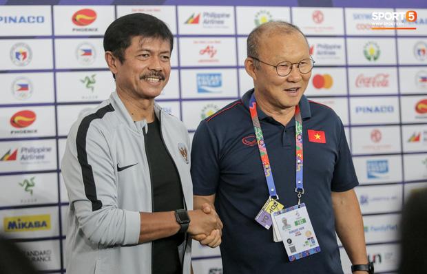 HLV U22 Indonesia bảo vệ ông Park Hang-seo sau tấm thẻ đỏ: Ông ấy là người tử tế-1