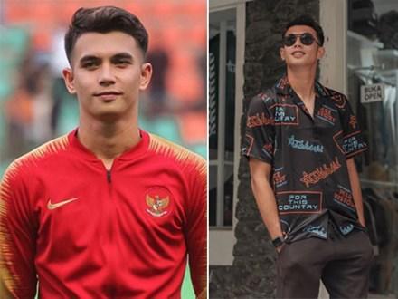 Chàng thủ môn 9X của U22 Indonesia phải vào lưới nhặt bóng 3 lần: Hot boy điển trai, nam tính nhưng ngoài đời lại có phong cách khác hẳn