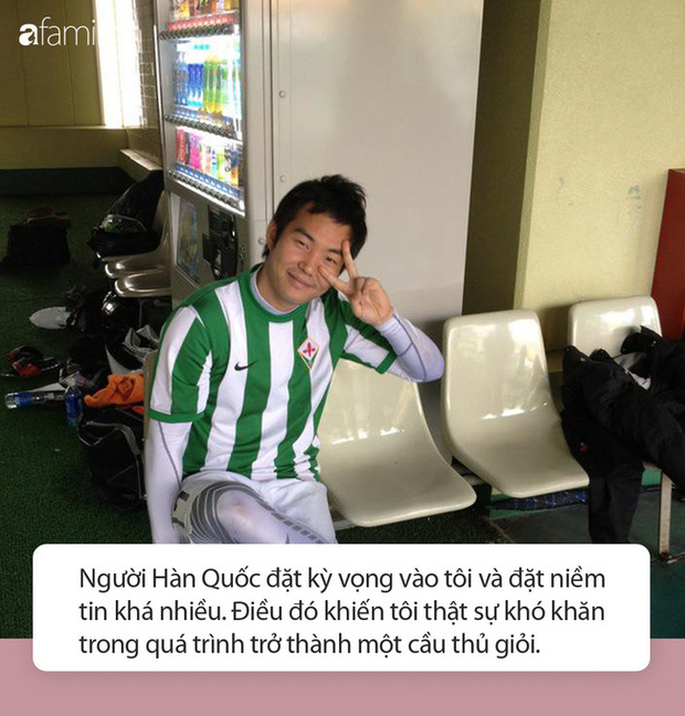 Con trai duy nhất của HLV Park Hang Seo: Từ bỏ bóng đá vì áp lực, từng nói câu đặc biệt dẫn đến thành công hiện tại của bố-2