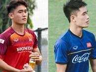 Huỳnh Tấn Sinh - nam thần thế hệ mới của U22 Việt Nam: Cao 1m82 với gương mặt visual, gì chứ 'múi' thì anh không thiếu