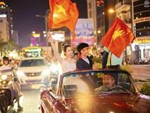 Việt Nam giành HCV SEA Games 30, cặp đôi lên đồ