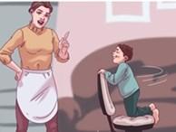 Cha mẹ sẽ nói gì với con trong 9 tình huống này?