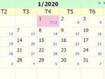 Lương, thưởng Tết Dương lịch 2020, người lao động cần biết-2
