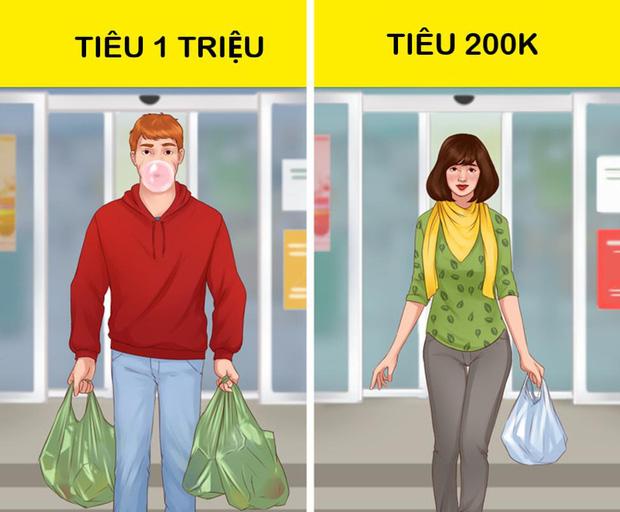 11 mẹo đơn giản nhưng cực kỳ hiệu quả giúp tiết kiệm chi tiêu tối đa: Không nhai kẹo cao su, đi phía bên trái ở siêu thị-4