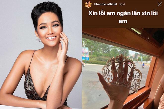 Vương miện hơn 2000 nghìn viên đá quý bị gãy sau 4 ngày Hoa hậu Hoàn vũ Việt Nam đăng quang?-3