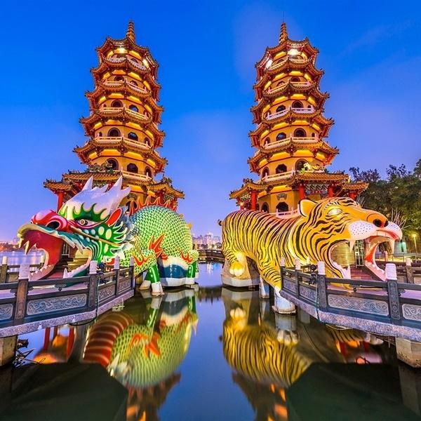 6 đền, chùa có kiến trúc độc lạ bậc nhất châu Á-1