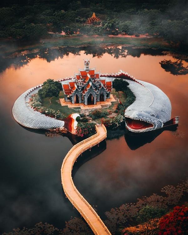 6 đền, chùa có kiến trúc độc lạ bậc nhất châu Á-9