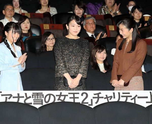 Hai công chúa Nhật Bản hiếm hoi đi dự sự kiện cùng nhau: Người tươi vui rạng rỡ, người trầm lặng gượng cười-3