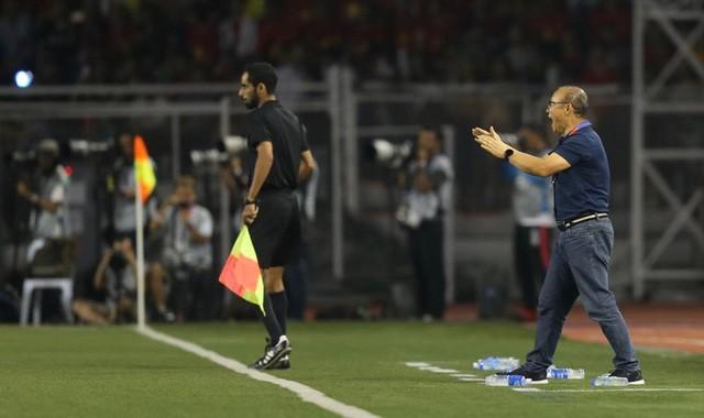Phải nhận thẻ đỏ ở SEA Games, HLV Park sẽ không còn quyền chỉ đạo ở trận kế tiếp?-2