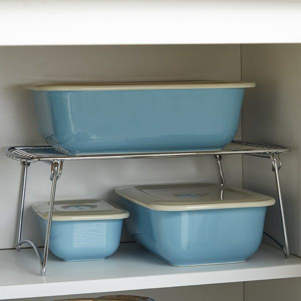 5 bước để lưu trữ các loại nồi nấu bếp siêu khoa học, cực gọn gàng ai nhìn cũng thích-6
