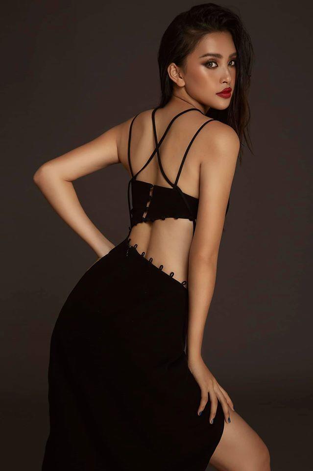 Những lần khoe eo thon, lưng cong ngực đầy của Hoa hậu Tiểu Vy-6