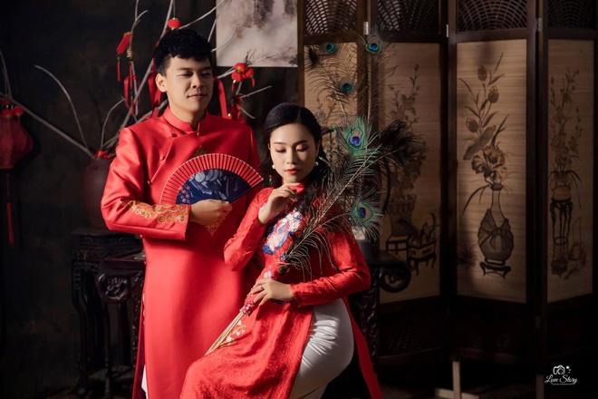 Trung Ruồi khoe bộ ảnh cưới chụp vội cùng bà xã xinh như hot girl-5